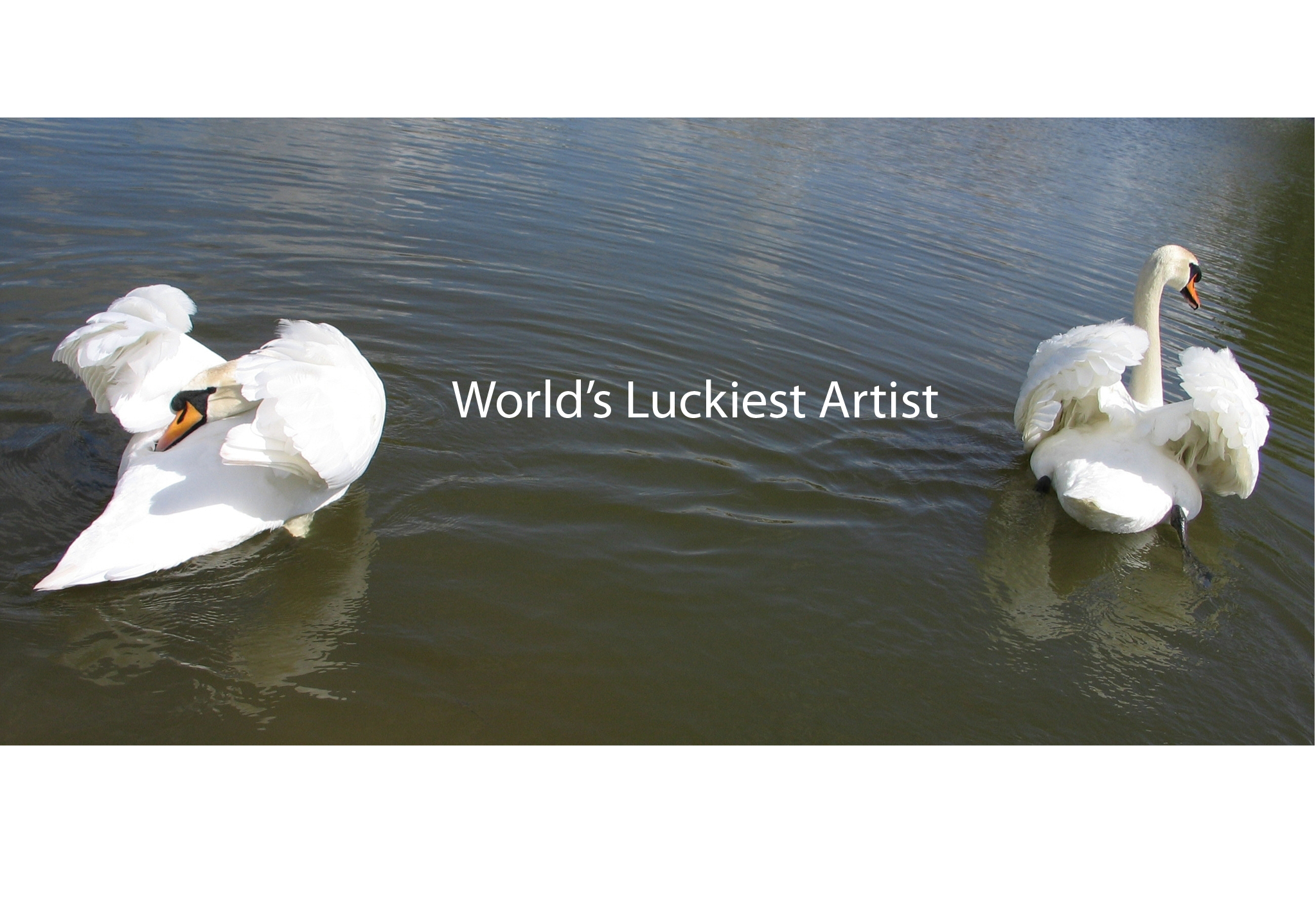 World's Luckiest Artist